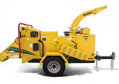 12″ 89 hp Chipper