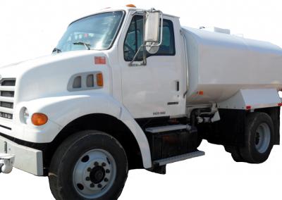 2000 Gallon Water Truck