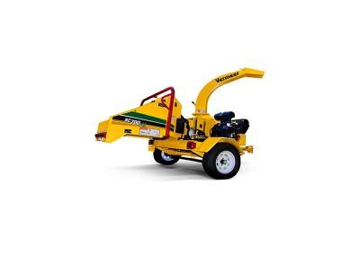 6-7″ 25-35 hp Chipper