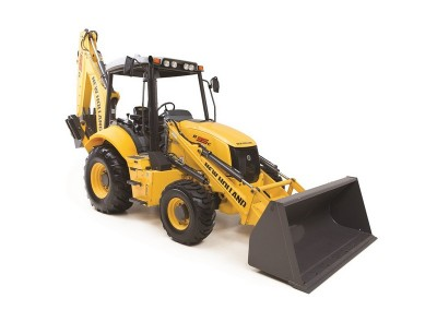 18′ 5″ Dig Depth Extendahoe Backhoe